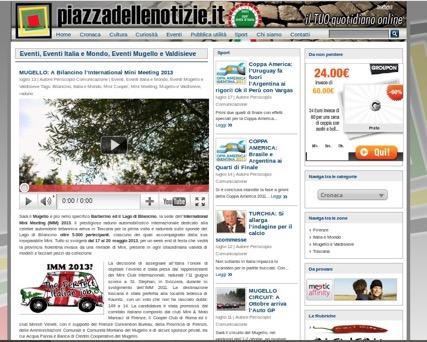 piazza notizie